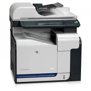 Multifunctional HP Color LaserJet CM3530