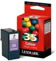 Cartus Cerneala Lexmark 35XL 18C0035E Color