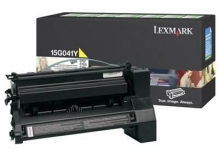 Cartus Lexmark 0015G041Y Yellow