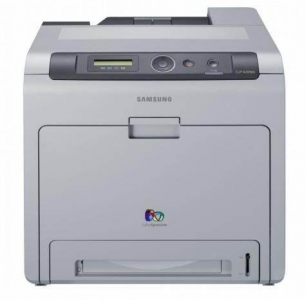 Imprimanta Laser Color Samsung CLP-670ND