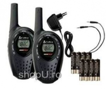 Walkie Talkie Cobra MT600C