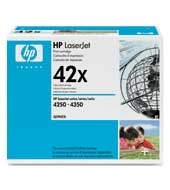 Cartus Hp 42X Q5942X Black