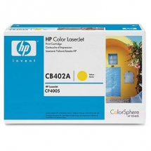 Cartus Hp CB402A Yellow