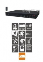 DVR 44X stand alone, cu 4 intrari video si 4 iesiri audio