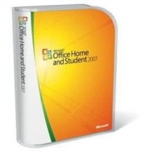 Microsoft Office Home and Student 2007 Win32 English CD