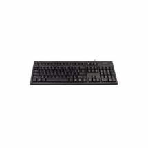 A4TECH KR-85, Comfort Keyboard USB (Black) (US layout) KR-85-USB