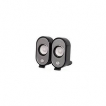 A4Tech AU-300-2, 2.0 Stereo Speakers (Black) AU-300-2