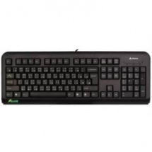 A4Tech KM-720, Standard Keyboard PS/2 (Black) (US layout) KM-720B