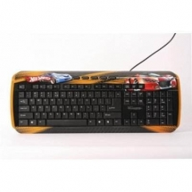Modecom Desktop MC-5003 Hot Wheels My Turbo Keyboard