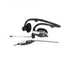 Logitech Premium Notebook Headset PC Calling Internet Chat and Music 980445-0914