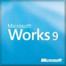 Works 9.0 Win32 English 3pk DSP 3 OEI CD Refresh 070-05001