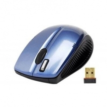 A4Tech G7-540-3, 2.4G Power Saver Wireless Optical Mouse USB (Blue) G7-540-3