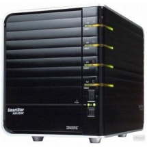 NAS PROMISE SmartStor NS4300N (supported 4 HDD