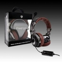 Multimedia - Headset PRESTIGIO PHS3 ( 20Hz-20kHz