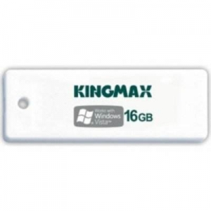 KINGMAX Super Stick Mini, Flash drive 16GB, USB 2.0, White KX-16G-SMW