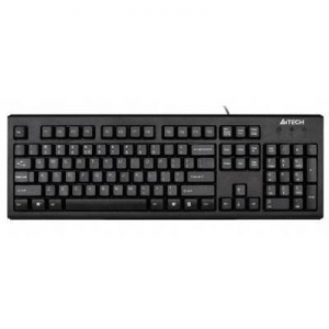 A4Tech KB-5A, Water-proof USB Keyboard (Black) (US layout) KB-5A-USB