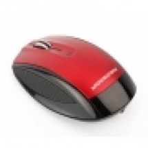 Modecom Wireless Optical Mouse MC-619 Red/Black