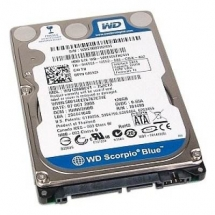 WESTERN DIGITAL 120GB, 5400rpm/S-ATA2/8MB, 2.5in.