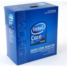 INTEL Core i7-870, 2.93GHz/8MB, Socket 1156, BOX BX80605I7870