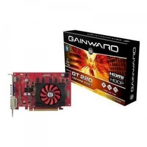 Gainward GT220-1024-HDMI-DVI with CUDA GT220-1024-HDMI-DVI