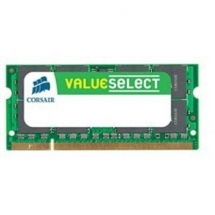 Corsair SODIMM DDR2 1GB 800Mhz, ValueSelect VS1GSDS800D2