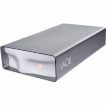 LaCie Grand Hard Disk, 2TB, USB 2.0, AC Powered (301898EK) 301898EK