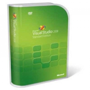 FPP Visual Studio Standard 2008 English DVD 127-00166