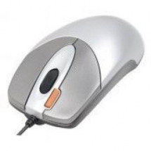 A4TECH OP-27D, double-click optical mouse, PS/2 OP-27D