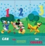 Covoras puzzle Mickey Mouse CLUB HOUSE Decofun
