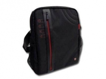 14.1 Laptop Case PRESTIGIO Notebook bag for laptop 14.1 Black/Red