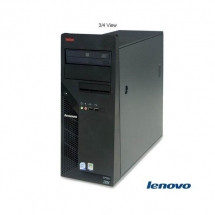 Lenovo Thinkcentre, Intel Pentium 4 cu Hyperthreading 3000MHz, 1GB DDR II, 80GB HDD, DVD-ROM