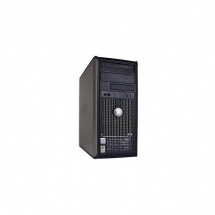 DELL GX620,Intel Pentium Dual-Core 3400MHz, 1024MB RAM DDR II,120 GB HDD,DVD-ROM