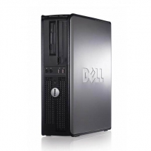 DELL OPTIPLEX 760, INTEL DUAL-CORE E5200 2500MHz, 2048MB RAM DDR II,160 GB HDD, DVD-RW