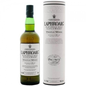 LAPHROAIG TRIPLE WOOD 1L