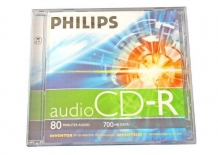 CD-Audio 80min, Jewelcase, PHILIPS