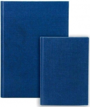 Repertoar A4, 96 file 70g/mp, coperti carton rigid, Business Blue - dictando