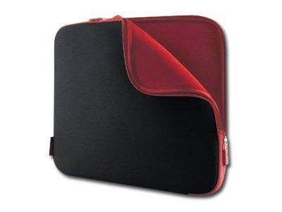 Laptop Case Belkin  Notebook Sleeve for Netbook up to 10.2 Black/Red""