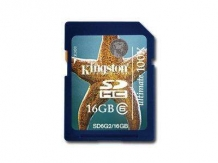 KINGSTON Ultimate NAND Flash SD Card High Capacity 16GB