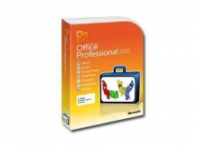 Office Pro 2010 32-bit/x64 English Intl DVD