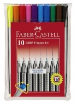 LINER 0.4MM SET 10 GRIP FABER-CASTELL