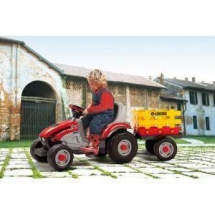Tractoras Mini Tony Tigre TC - Peg Perego