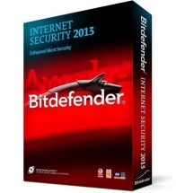 Bitdefender Internet Security 2013, 1 User, 1 year, Box