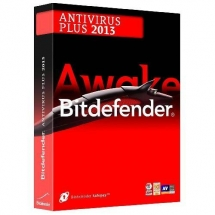 Bitdefender Antivirus Plus 2013, 3 Users, 1 year, Box