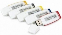 Flash USB Kingston 32GB DTIG3/32GB White & Red