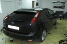 Folie auto Ford Focus.