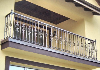 Balcon fier forjat - SUPER REGAL