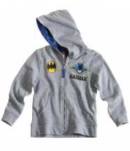 Jacheta sweat Batman gri