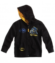 Jacheta sweat Batman neagra