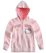 Jacheta sweat Hello Kitty