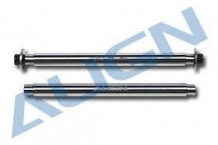 Main Rotor Spindle Shaft (2 pcs) T-REX 500